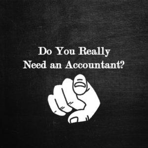 Do you really need an Accountant?